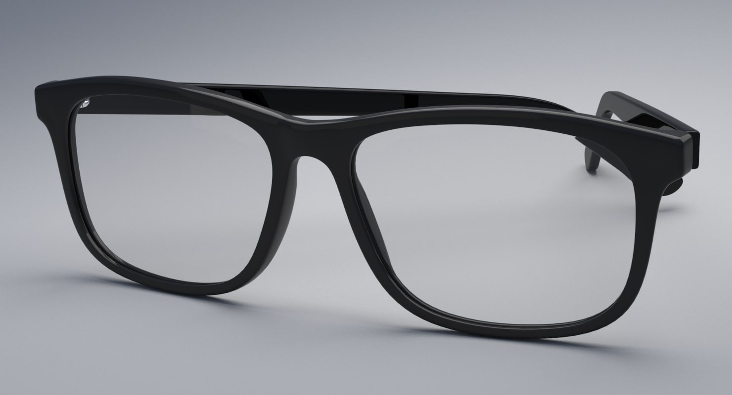 3D strong glasses