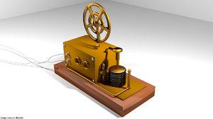 3D 2 model
