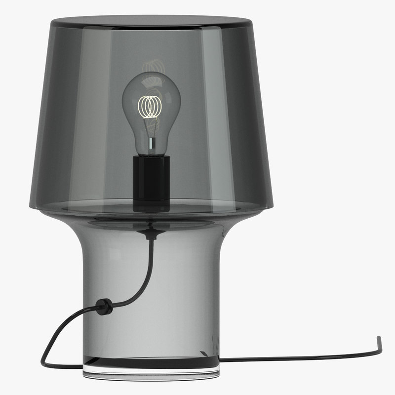 harri koskinen table lamp 3D model