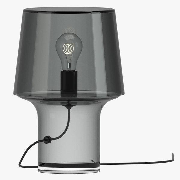 harri koskinen table lamp 3D model