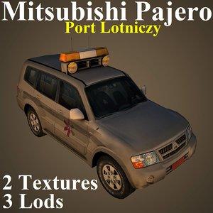 mitsubishi pajero ppw model