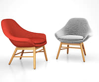 3D mylo chair west model
