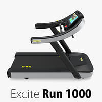 excite run 1000 technogym 3D model