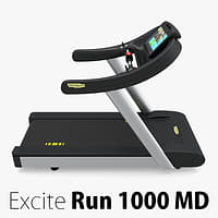 excite run 1000 md 3D model