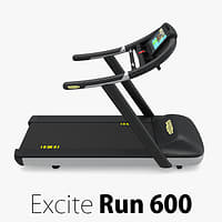 3D excite run 600 technogym model