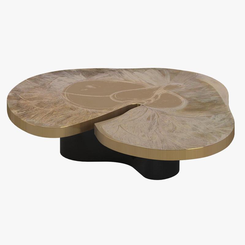 armand jonckers coffee table model