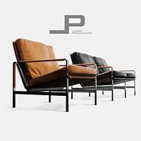 3D chair sofa fk