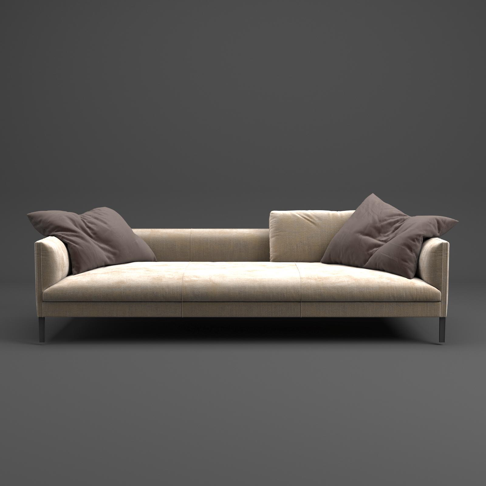 Sofa Paul Molt Turbosquid 1160730