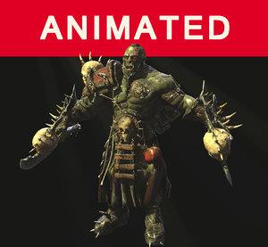 berserk fantasy 3D