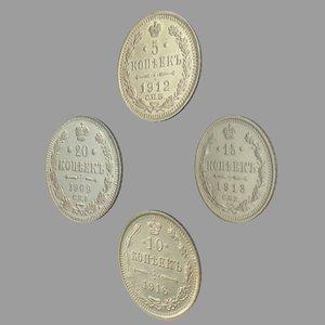 3D bilon coin