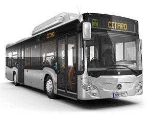 citaro ngt 3D model