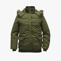 Jacket Green