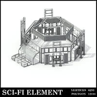 Scifi Element 5