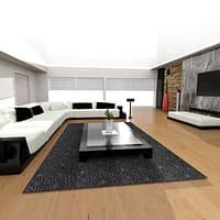 3D model living room modern