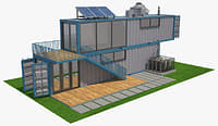 Container House 01