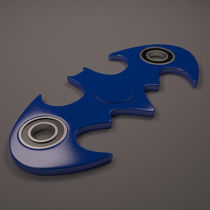 hand spinner 3D