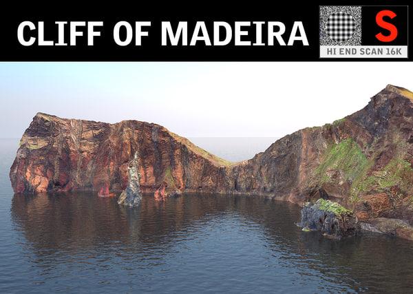 madeira giant cliff 16k 3D