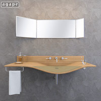 washbasin agape gabbiano 3D model