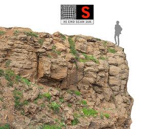 madeira giant cliff 16k 3D model