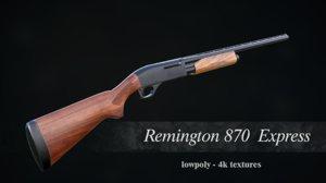 remington 870 express model