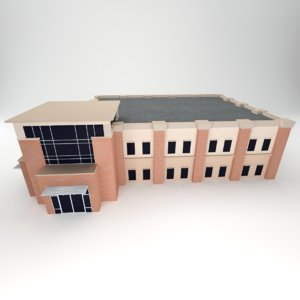 realistic build professionally 3D