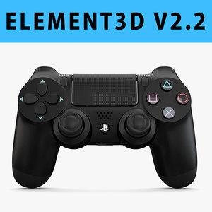 3D model - e3d 3 4