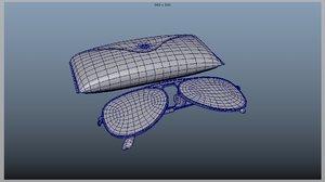 3D purse wallet