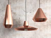 copper lights model