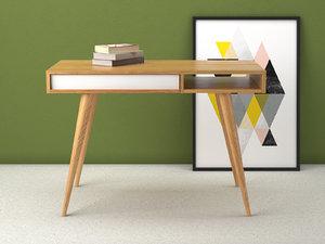 3D celine desk