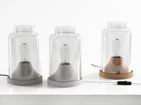liam 1 light table lamp 3D model