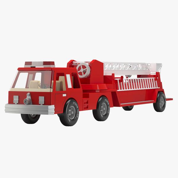 charles truck 3D model