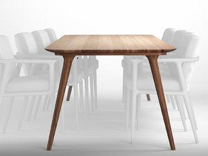 zio dining table model