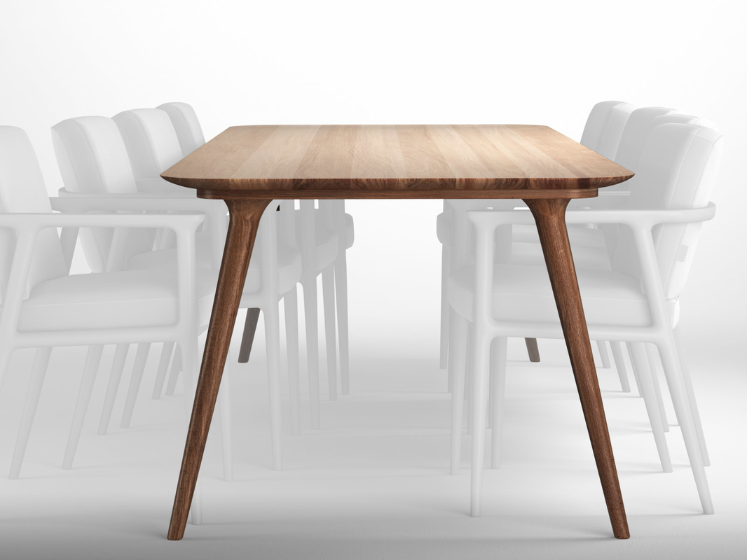zio dining table model