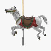 Carousel Horse v1