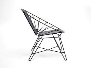 coquilles saint jacques chair 3D