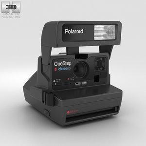 3D polaroid onestep step
