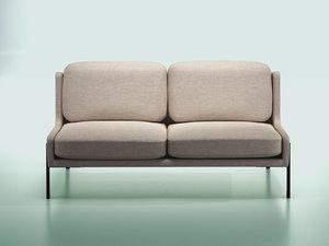blink sofa 2-seater 3D model