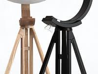 kyoto floor lamp model