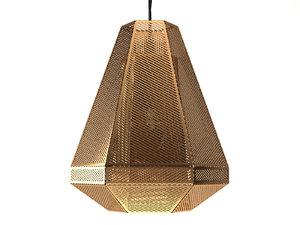 diamonte pendant lamp n 3D model