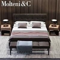 3D molteni c anton bed model