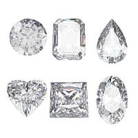 Six Diamond Cuts