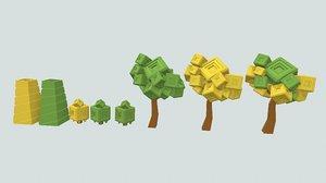 3D games pack model