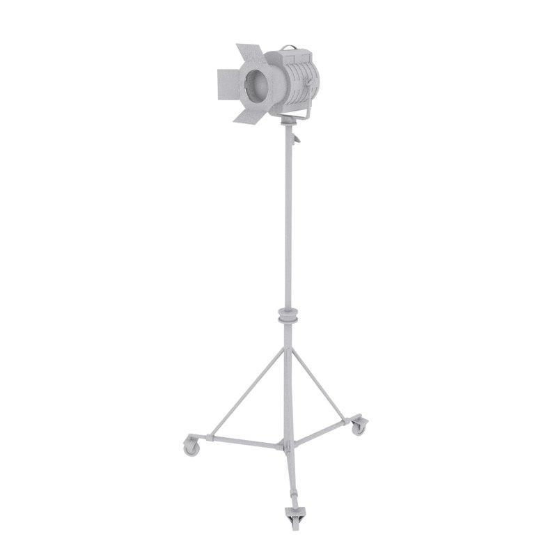studio spotlight model