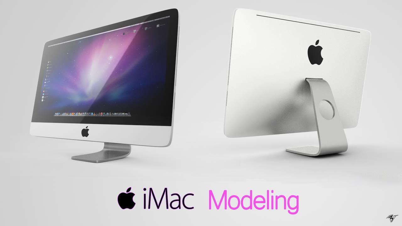 apple imac model