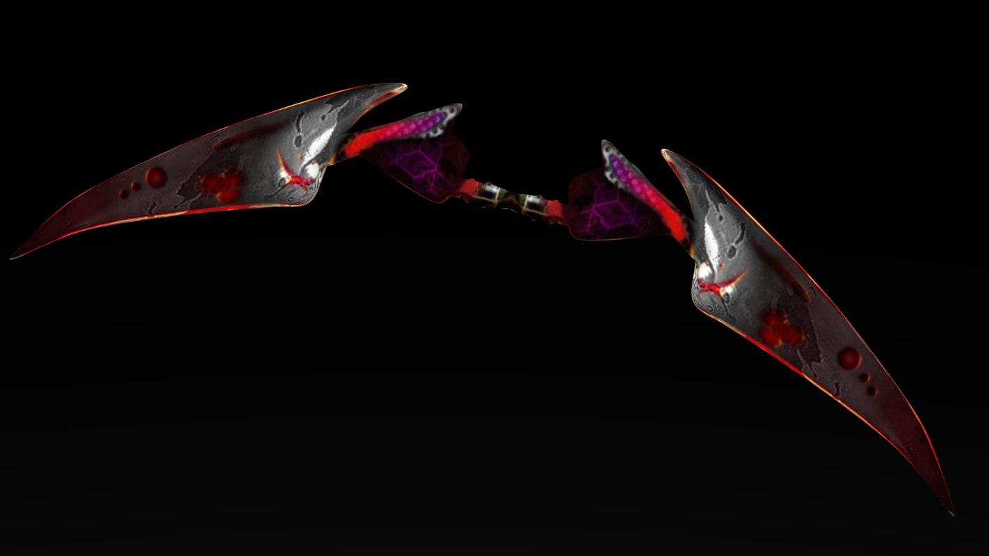 blade games model