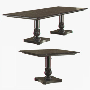 table cnc 3D