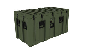 isp case 3D