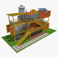 Container House 04