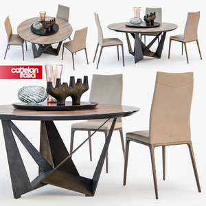 cattelan italia skorpio table model
