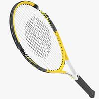 3D tennis rackets larsen 300a model